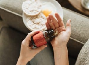 The benefits of 'Prebiotics' & 'Probiotics' for new mums