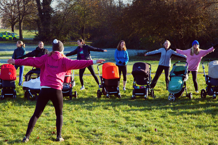 Mums+Exercise+Bristol