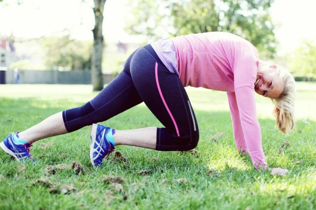 Vicki Hill Women's Specialist Menopause fitness trainer.
