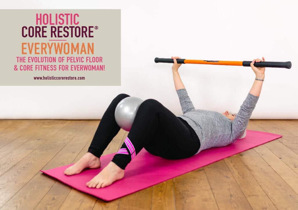 Holistic Core Restore Everywoman Programme