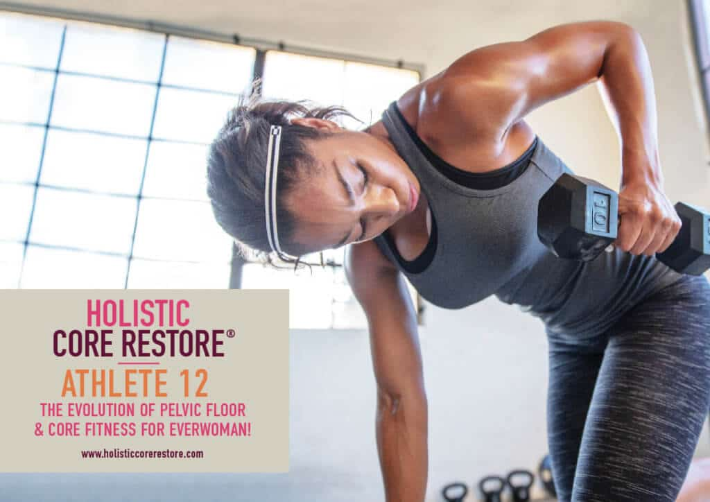 Holistic Core Restore Athlete 12