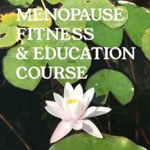 Menopause Fitness