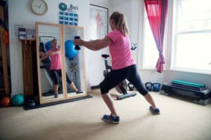 Fitness Series Part One - Fitness in Menopause
